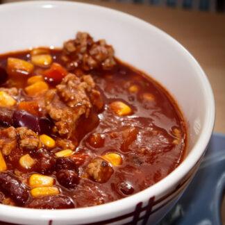 BBQ Chili Confetti Style