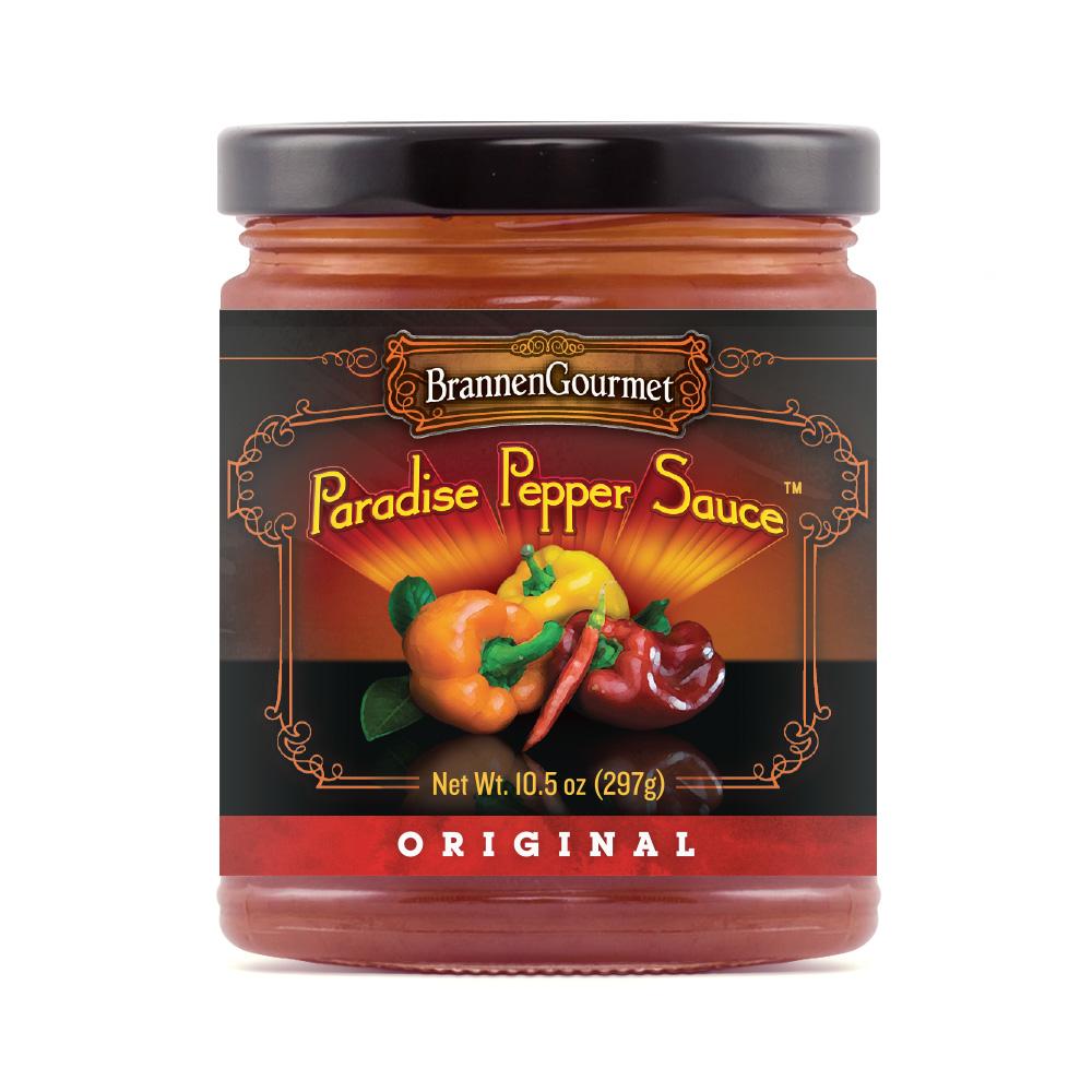 Original Paradise Pepper Sauce