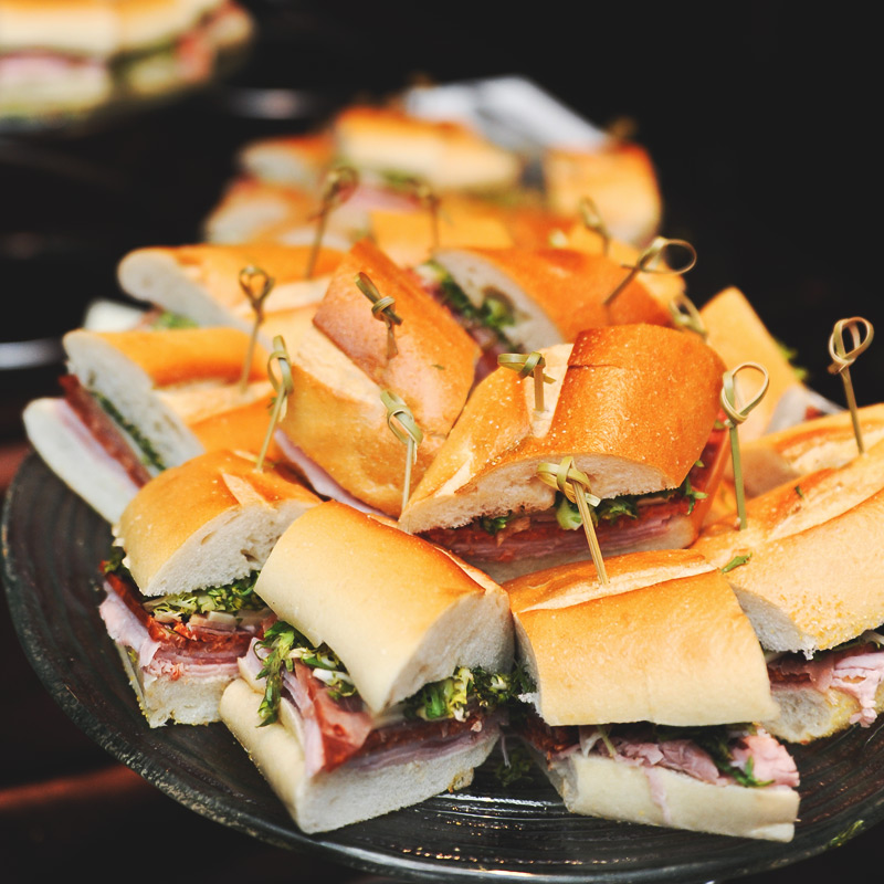 Sandwich Spread Party Tray