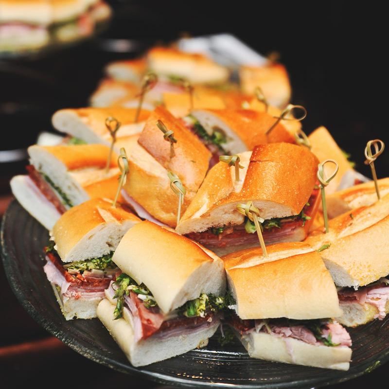 Sandwich Spread Party Tray